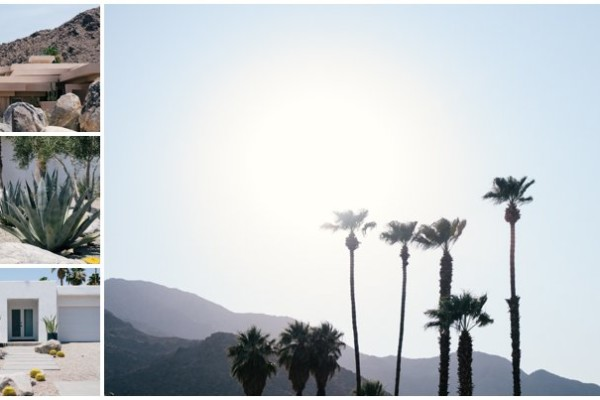 Palm Springs in the Summer {Tacoma Lifestyle photographer}
