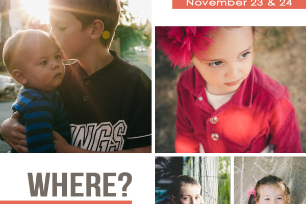 It's Time for Mini-sessions! {Tacoma Seattle Family photographer}