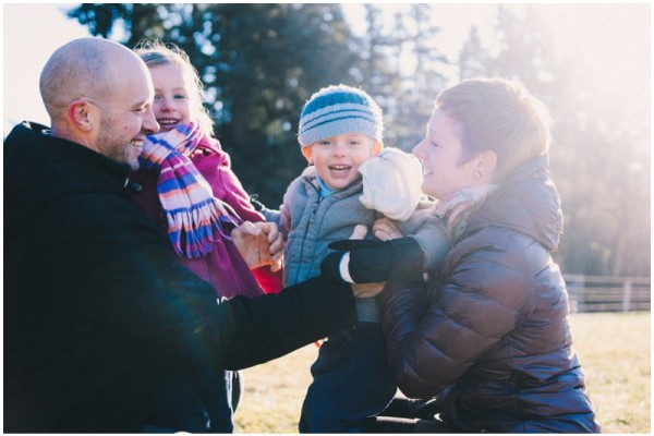 The Hepfer Family gets a tree {Seattle Tacoma Storytelling Photographer}