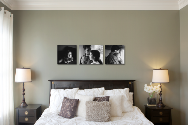 Why get family pictures- Choosing wall art } Tacoma Family Photographer