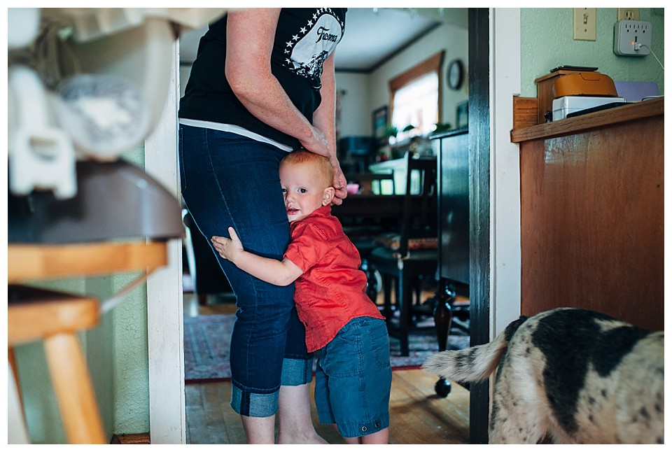 Tacoma family photography