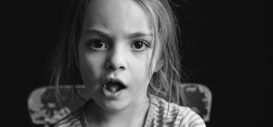 Big News! Simply Kids Modern Portraits