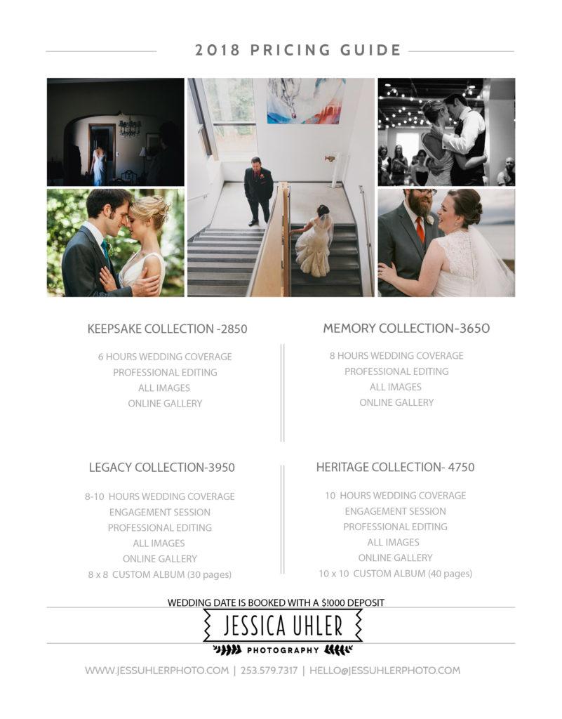 Best Seattle documentary wedding photographer