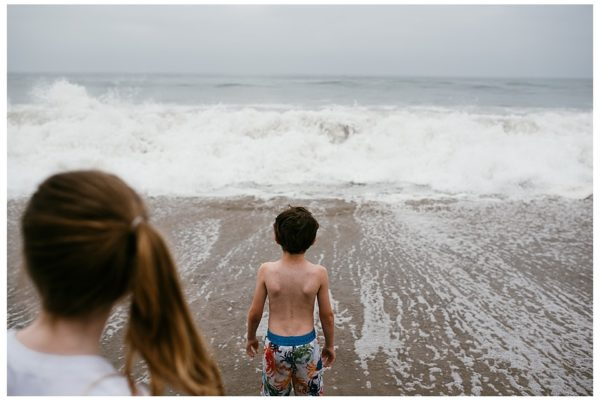 Family Documentary Photography- Malibu Travel session